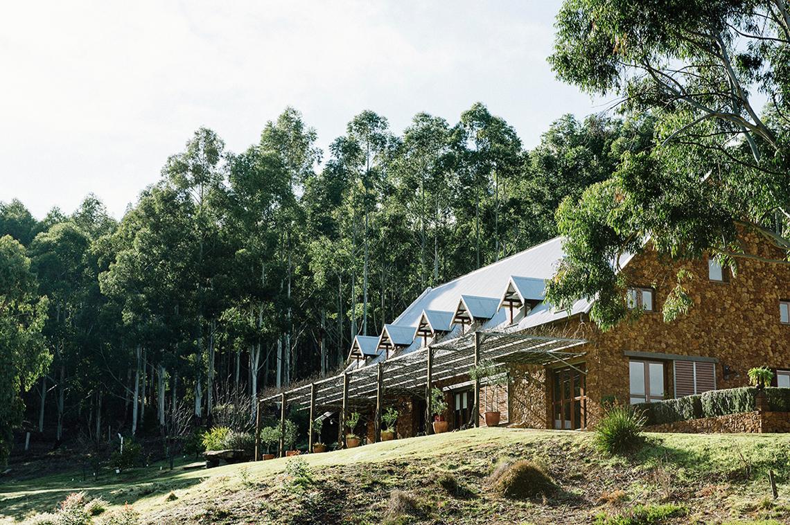 stonebarn truffles lodge