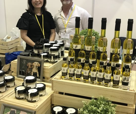 Stonebarn at Restaurant Asia 2019