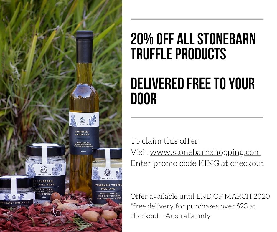 Stonebarn Truffle Product Offer