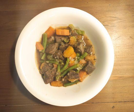 Truffle Beef Stew